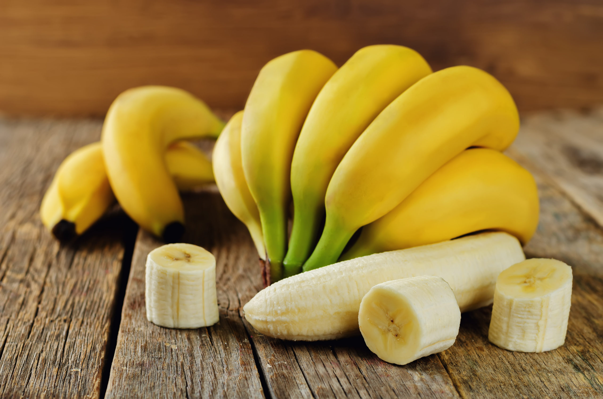 タイのフルーツ:バナナ(クルアイ)【กล้วย】