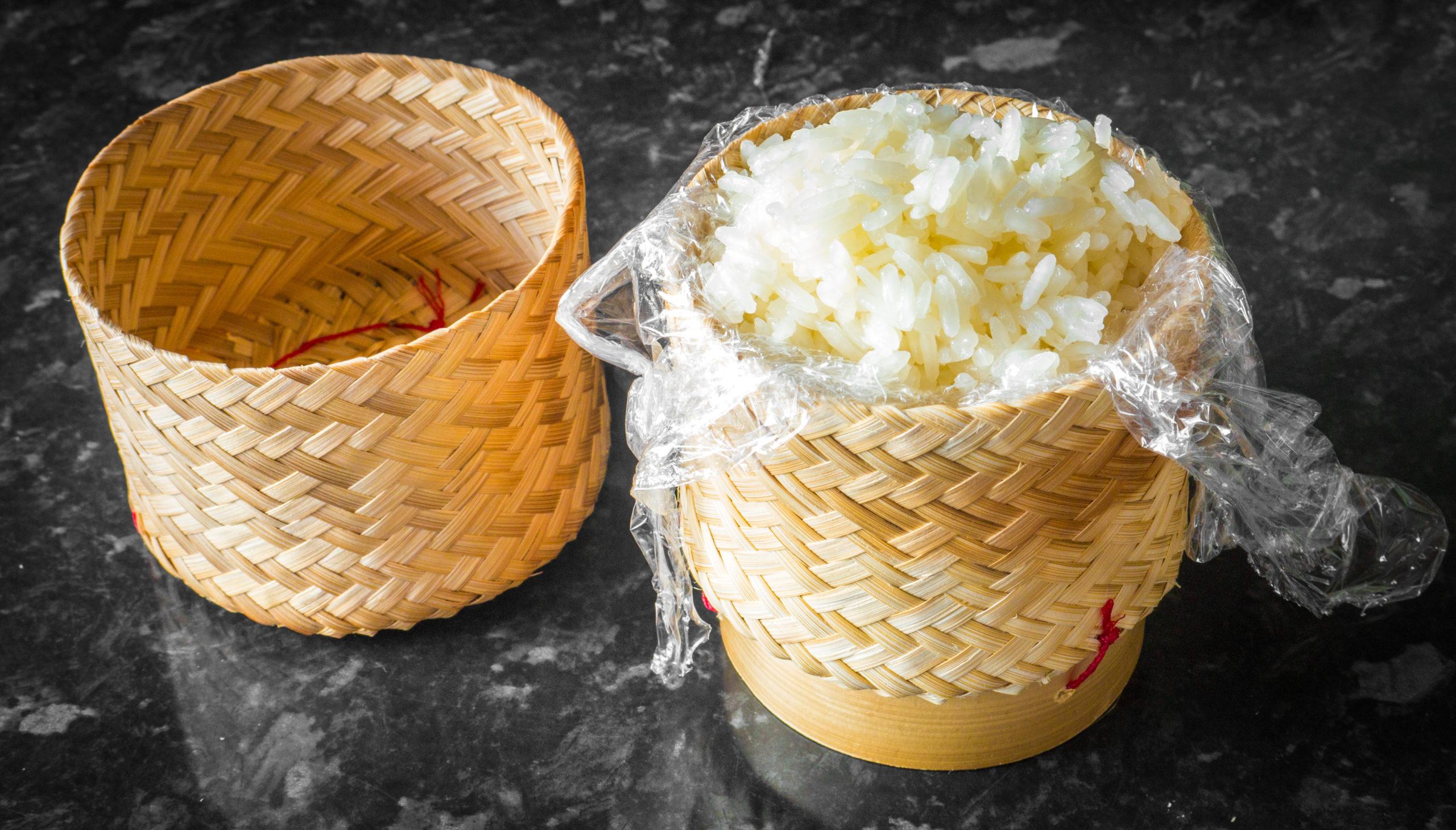 タイ料理:カオニャオとは!【美味しい炊き方も解説】